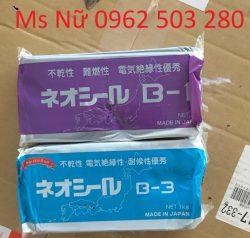 Đất sét công nghiệp Nhật Bản – Neoseal B-3 Ms Nữ 0962 503 280