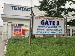 Dự án TENTAC