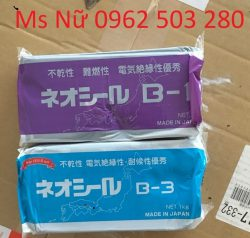 Japanese clay – Neoseal B-3 Ms Nu 0962 503 280